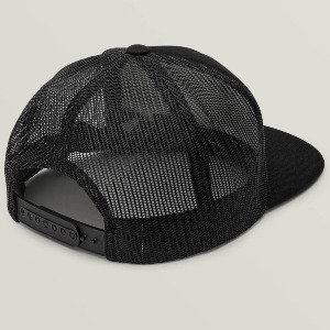 STOKE MADE CAP - BLACK