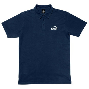 ORIGINAL LOGO POLO - NAVY