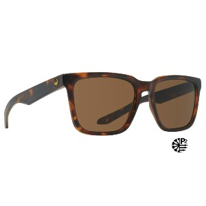 BAILE - MICK FANNING SIGN. MATTE DARK TORTOISE/BROWN POLARIZED