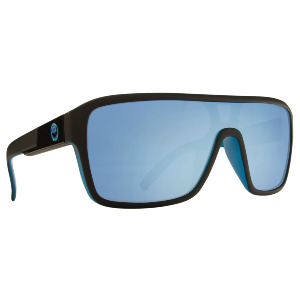 REMIX - MATTE BLACK/SKY BLUE IONIZED
