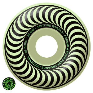 FORMULA FOUR STAY LIT CLASSIC - GLOW 52MM 99A