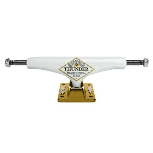 O'NEILL PREMIUM HOLLOW LIGHTS II TRUCKS - WHITE/GOLD 149 HIGH