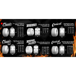 FORMULA FOUR CLASSIC - FADERS NATURAL 54MM 101A