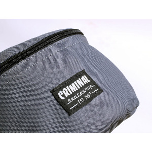 Criminal Pack Est '97 - Grey/Black