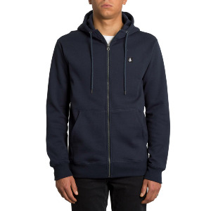 SINGLE STONE ZIP - NAVY