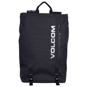UTILITY TOTE BAG - BLACK