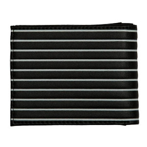 EMPTY PU WALLET - STRIPE