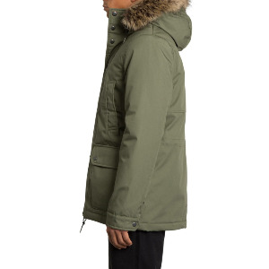 LIDWARD 5K JACKET - ARMY GREEN COMBO