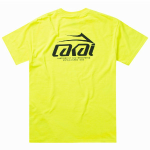 INSPIRED BY TEE - SAFETY YELLOW