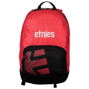 LOCKER BACKPACK - RED/BLACK