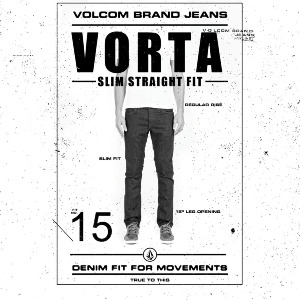 VORTA DENIM - THRIFTER BLUE LIGHT