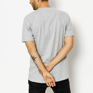 DIN ICON TEE - ATHLETIC GREY