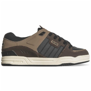 Fusion - Black/Brown/Khaki