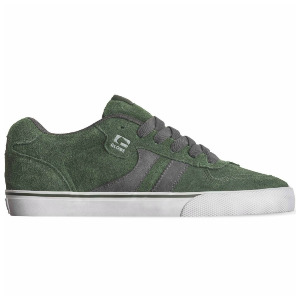 Encore 2 - Hunter Green/Grey