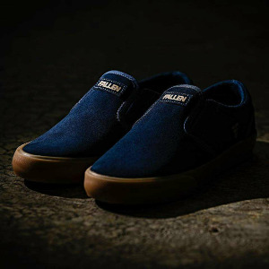 THE EASY - NAVY/GUM
