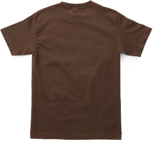 O.G.B.C Tee - Dark Chocolate