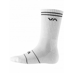 UNION SKATE SOCK - WHITE