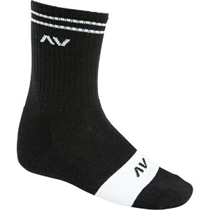 UNION SKATE SOCK - BLACK
