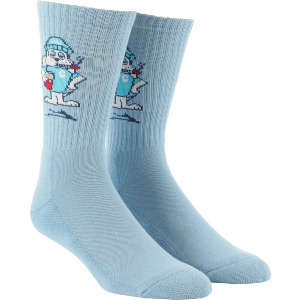 COLD DAWG SOCK - LIGHT BLUE