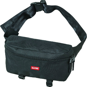 Bar Shoulder Pack - Black