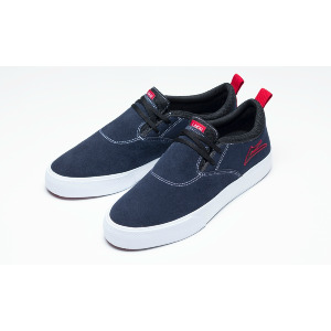 RILEY HAWK 2 - LAKAI X INDY NAVY SUEDE