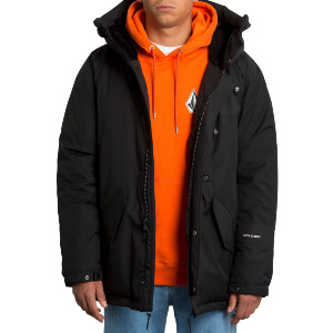 INTERZONE 5K JACKET - BLACK