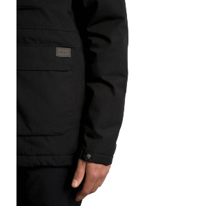 RENTON WINTER 5K JKT - BLACK