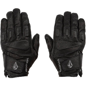 CRAIL LEATHER GLOVE - BLACK