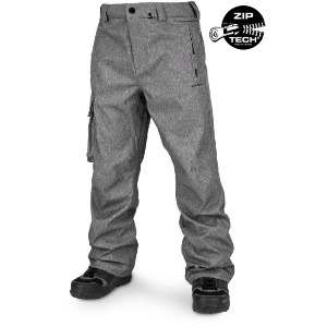 VENTRAL PANT - HEATHER GREY