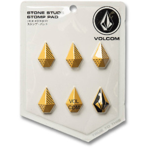 STONE STUDS STOMP - YELLOW
