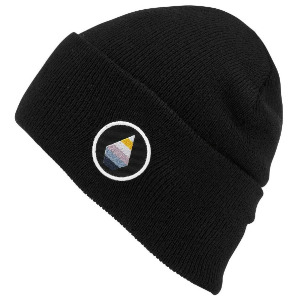 HOPE BEANIE - BLACK