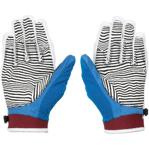 CRAIL GLOVE - BURNT RED