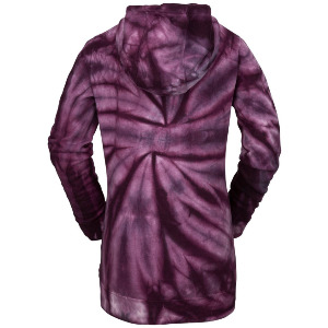 COSTUS P/OVER FLEECE - PURPLE