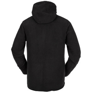 POLARTEC® FLEECE - BLACK