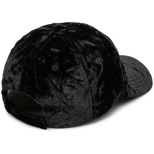 JUST A CRUSH HAT - BLACK
