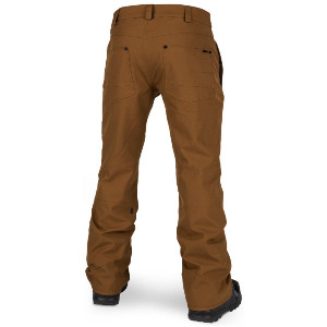 KLOCKER TIGHT PANT - CARAMEL