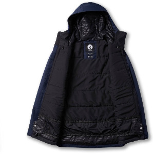 DEADLY STONES INS JACKET - NAVY