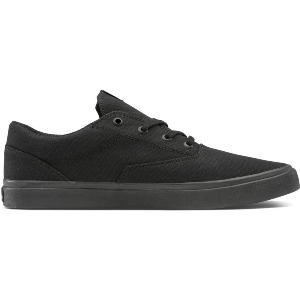 DRAW LO SHOE - BLACK OUT