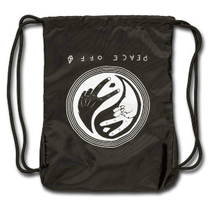VOLCOM EASYSACK BAG - BLACK