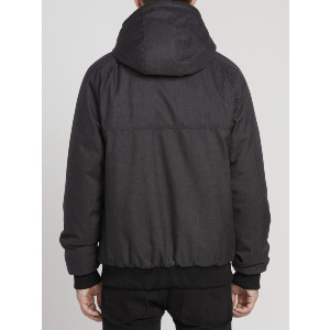 HERNAN COASTER 5K JACKET - BLACK