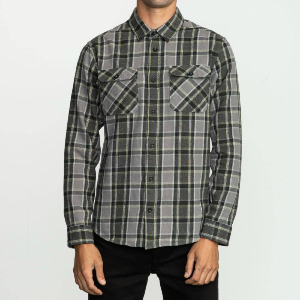 THAT'LL WORK FLANNEL - SMOKE