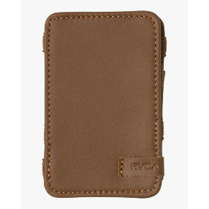 LEATHER MAGIC WALLET - TAN