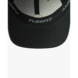 MINI MOTORS FLEX FIT HAT - BLACK