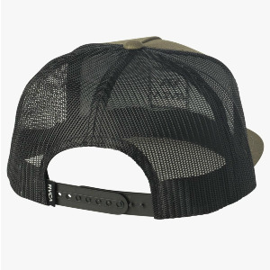 VA ALL THE WAY TRUCKER HAT - OLIVE MOSS