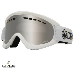 DX - WHITE/Lumalens SILVER IONIZED Lens