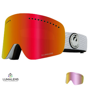 NFX - PK WHITE/Lumalens RED IONIZED + Lumalens PINK IONIZED Lens