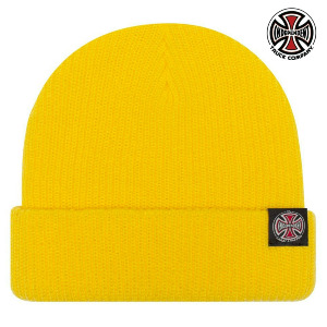 INDY WATCH BEANIE - GOLD