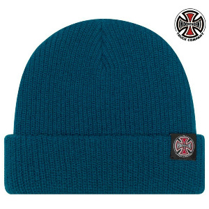 INDY WATCH BEANIE - NAVY