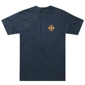 INDY SS TEE - NAVY