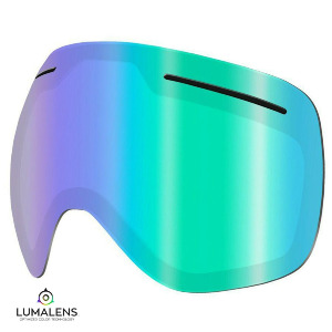 X1 Replacement Lens - LUMALENS GREEN IONIZED